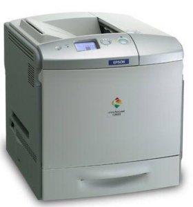 Новый цв. лазерный принтер epson aculaser 2600