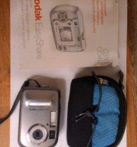 Фотоаппарат и видио Kodak EasyShare C310