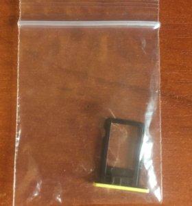 Лоток sim-карты для iPhone 5c.