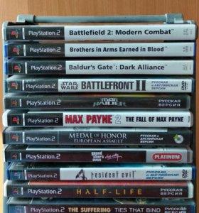 Игры PS2