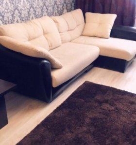 Продам диван-угловой