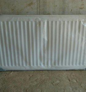 Двухпанельный радиатор отопления .