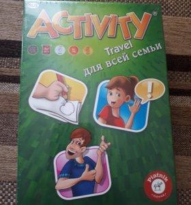 """Настольная игра """"Activity. Компактная"""","""