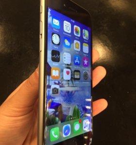 Айфон 6,16 как Новенький с отпечатком