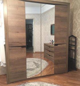 Спальня Хайтек новая