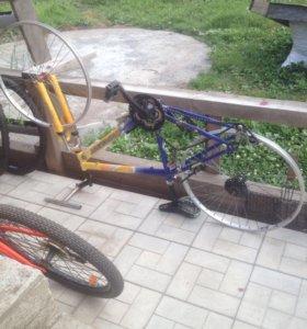 Б\у велосипеды в хорошем состоянии.