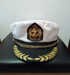 Кепка моряка