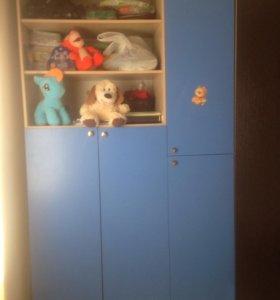 Шкаф детский