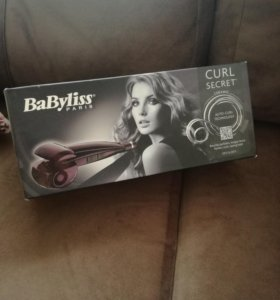 Щипцы для укладки волос BaByliss CURL SECRET