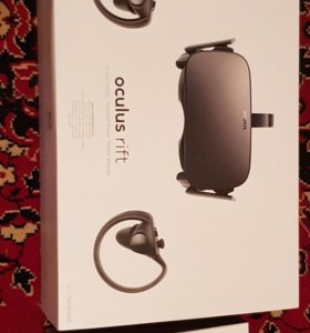 Oculus rift Шлем CV1 + Touch + Sensor