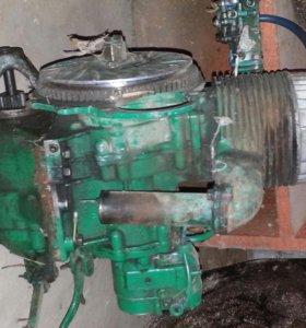 Пусковой двигатель ПД - 8