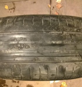 GoodYear Efficient grip 215/55 R17