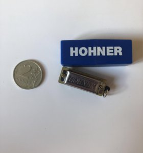 Hohner губная гармошка оригинал