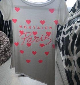 Кофта, футболка на девочку
