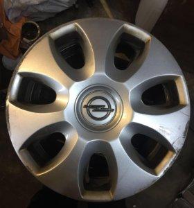 Колпаки Opel p15