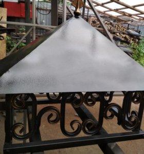 Колпаки для дымоходов (зонт)