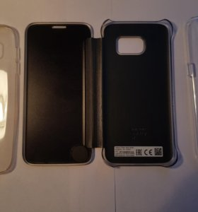 Samsung Galaxy s7 Чехол Clear view cover...