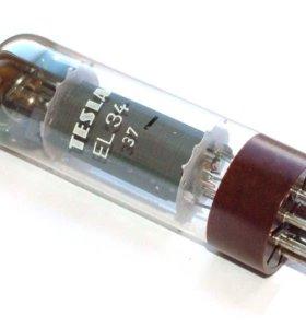Радиолампы EL34