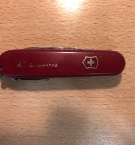 Швейцарский нож VICTORINOX CAMPING