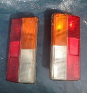 Фары задние на ВАЗ-2107