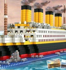 Лего Титаник 56см !