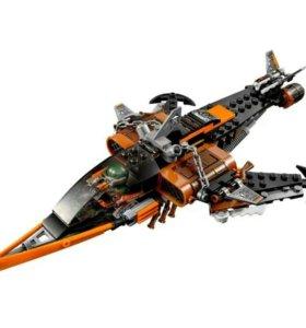 Конструктор LEGO Ninjago 70601 Небесная акула
