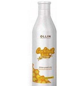 Шампунь для волос Ollin Coctail bar honey shake