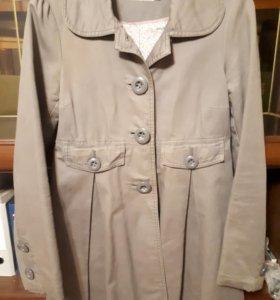 Пальто легкое женское