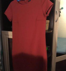 Платье а-ля 70-ые