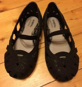 Туфли Mini Melissa & Jason Wu 28 размер