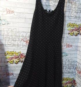 Расклешенное платье - Terranova