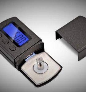 Весы для настройки звукоснимателя