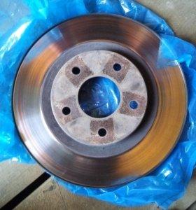 Тормозные диски на ниссан икс трейд т31