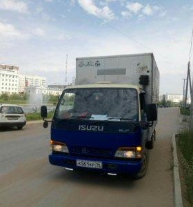 грузовые переезды