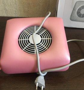 Вентилятор для ногтей