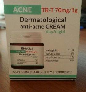 DrMedica дерматологический Анти-акне крем для лица