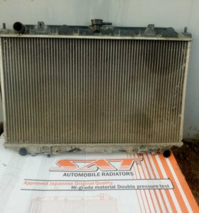 Радиатор на Ниссан Цефиро