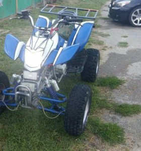 IRBIS ATV 250 ОБМЕН на авто