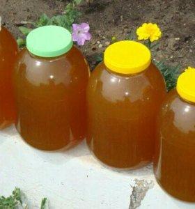 Продам цветочный мед,со своей пасеки