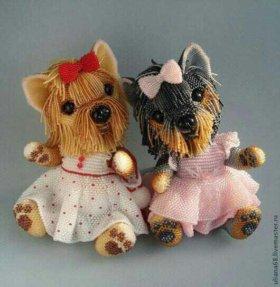 Собачка в платье