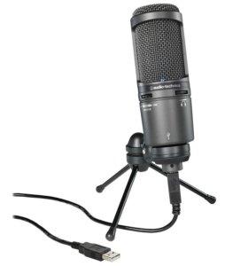 Микрофон AUDIO-TECHNICA AT 2020 USB+