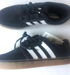 Adidas Originals Trainers Seeley Black G65525