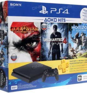 Sony ps4 slim 500гб