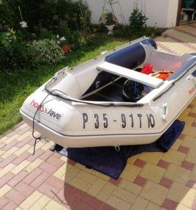 Лодка Honda HonWave T32