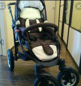 Продам детскую коляску Happych Aviator 2 в 1