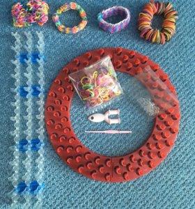 Набор для плетения браслетов