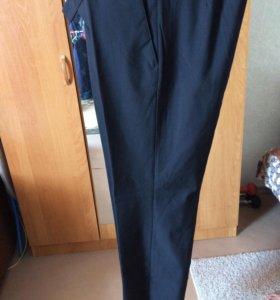 Новые брюки на флисе 56р