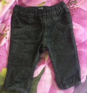Джинсы детские штаны