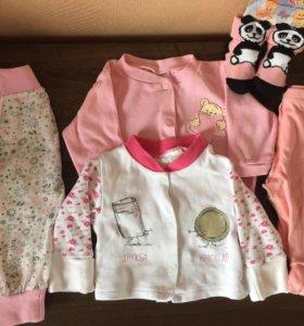 Одежда для девочки 58-62