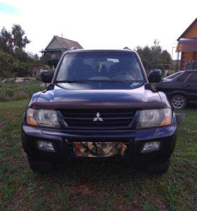 Mitsubishi Montero, 2001